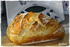 Kochen....meine Leidenschaft: Französisches Brot aus dem Römertopf