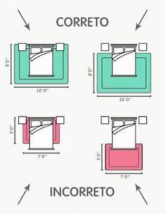 Resultado De Imagem Para Como Usar Tapete No Quarto