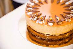 Pannonhalmi sárgabarack pálinkás karamelltorta - Google keresés Classic Cake, Tiramisu, Cake Decorating, Bakery, Cheesecake, Food And Drink, Birthday Cake, Sweets, Cookies