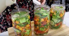 Minden, Pickles, Cucumber, Food, Essen, Meals, Pickle, Yemek, Zucchini