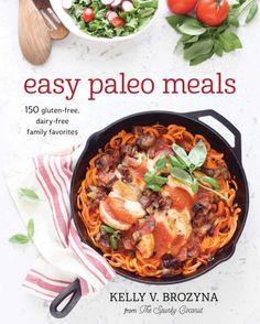 Easy Paleo Meals - New Paleo Books 2015 October and November http://www.paleozonerecipes.com/paleo-cookbooks/new-paleo-books-2015-october-and-november/ #paleo #recipes #cookbooks