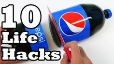 LIFE HACKS - YouTube