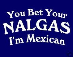 I love being an American born Mexican American! The best of both worlds!