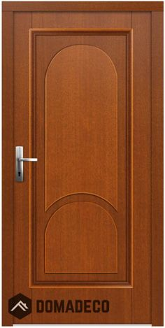 Sumcal - solid wood classic front door for your home. Wooden Front Door Design, Front Door Design Wood, Double Door Design, Main Door Design, Single Door Design, External French Doors, External Wooden Doors, Exterior Doors For Sale, Door Design Images