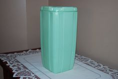 I want everything jadeite, but especially this container.