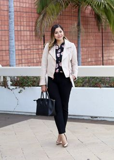 Winter Outfit with Spring Vibes   Lil Bits of Chic