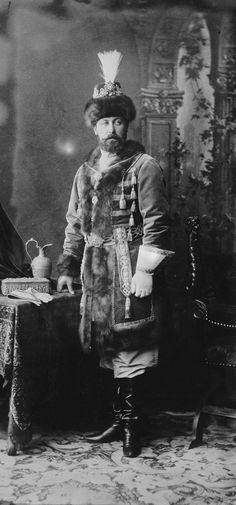 Queen Victoria's second son Prince Alfred, Duke of Edinburgh, later the Duke of Saxe-Coburg and Gotha