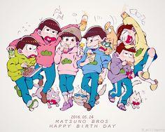 「HAPPY BIRTH DAY!」/「mm」の漫画 [pixiv]