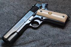 Classic cops guns