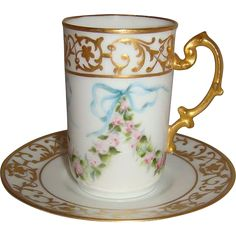 WELCOME to Only Fine Lines! Take your time...enjoy browsing all the beautiful, hand painted porcelain offered and if you have any questions, please