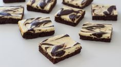 Cream Cheese Marbled Brownies Recipe