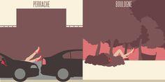 Top 13 des illustrations «Lyon VS Paris», le clash en images