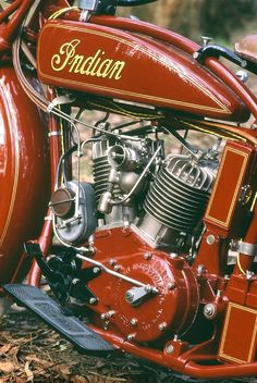 Parker Indian Motocycles #harleydavidsonchoppersvintage