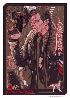 Blade Runner Card