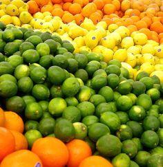 Immune Health: Vitamin C Corfu Island, Health Vitamins, Beautiful Fruits, Colorful Fruit, Delicious Fruit, Ginger Beer, Fruits And Veggies, Vegetables, Fruit Art