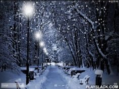 Winter Snow  Android App - playslack.com , Winter snow - unbelievable winter sceneries with enlivened snow for your smartphone or tablet PC. Enjoy exciting glamour of the nature in the most supernatural season.