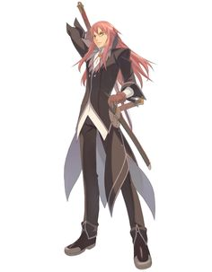 Richter - Tales of Symphonia: Dawn of the New World photo Richter1.jpg