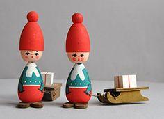 Decorating With Vintage Holiday Collectibles on Etsy