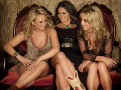 Pistol Annies ! Get to see them this summer!:)
