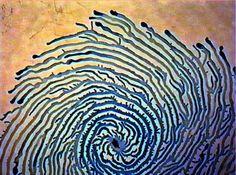 this is a vortex colony of the bacteria Paenibacillus (even bacteria love auburn)