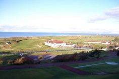 Turnberry in Scotland