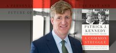 Win a Signed Copy of Patrick Kennedy's Book