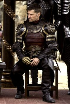 Jaime Lannister in 'The Dragon and The Wolf' 7.7 Game of Thrones.