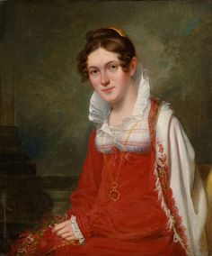 American Painting and Sculpture: Samuel L. Waldo (1783-1861), Portrait ...