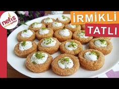 Şekli Şahane Milföy Böreği - Nefis Yemek Tarifleri - YouTube
