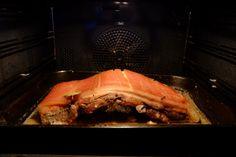 Hvordan steke ribbe? - Plusstid Scandinavian Food, Grill Pan, Steak, Grilling, Food And Drink, Recipes, Ribe, Griddle Pan, Crickets