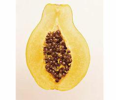 DIY Skin Fixes From the Fridge: Oil-Removing Papaya and Yogurt Face Mask #SELFmagazine