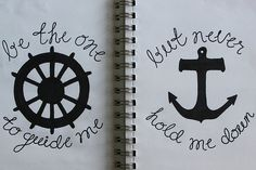 anchor my soul, guide my heart.