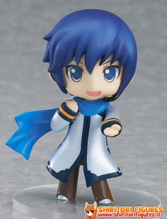 Vocaloid Character Vocal Series Mini Figures Nendoroid Kaito ( Good Smile Company )