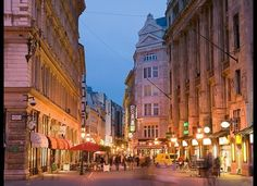 The 10 Best Cities in the World | Conde Nast Traveler-Budapest, Hungary