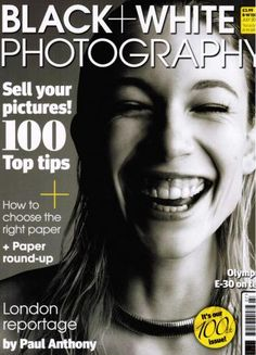 Black and White Photography by some of the finest traditional and digital photographers of black and white film. Additional features include articles on camera tips and techniques.