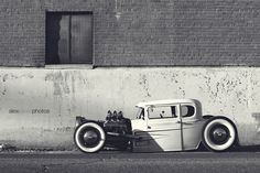 '30 Ford Model A Custom