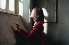 """Julia Jentsch in """"Sophie Scholl: The Final Days."""" Such a lovely clear performance. I'd love to see her on stage."""
