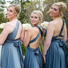 Bridesmaid Style: Statement Earrings