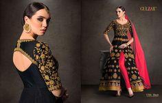 Anarkali Salwar Kameez Indian Pakistani Designer Party Wedding Dress Ni GLR 01. #FashionBazar #SalwarKameez