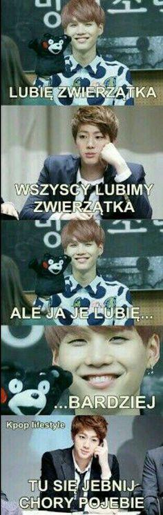 Very Funny Memes, Funny Kpop Memes, Bts Memes, Polish Memes, Funny Mems, Bulletproof Boy Scouts, Shinee, Haha, K Pop