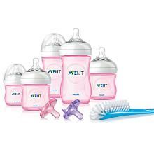 Philips AVENT Natural Baby Girl Gift Set Exclusive