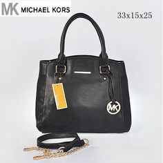 http://www.bonanza.com/listings/Free-Shipping-Michael-Kors-Hamilton-Chain-Handbag-Black/174407723