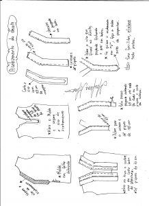 Amazing Sewing Patterns Clone Your Clothes Ideas. Enchanting Sewing Patterns Clone Your Clothes Ideas. Sewing Collars, Sewing Shirts, Sewing Clothes, Diy Clothes, Sewing Basics, Sewing Hacks, Sewing Tutorials, Sewing Projects, Techniques Couture