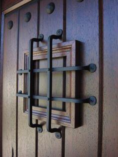 Attrayant Speakeasy Front Door