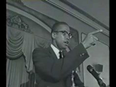 MALCOLM X: WHO TAUGHT YOU TO HATE YOURSELF?