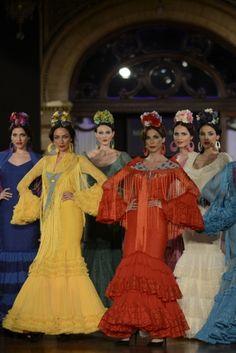 Traje de Flamenca - Manuela-Macias - We-love-flamenco-2015   Wappissima