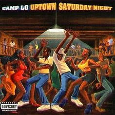 "I never understood any of the lyrics but  ""Luchini AKA This Is It"" & ""Coolie High"" are two hip hop 90s classics"