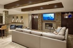 Recreational Room Ideas - inspiration for your space.