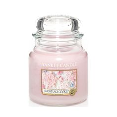 #happiness_jar A new Christmas tradition that is sure to charm: perfectly pretty holiday cookies, deliciously decorated with sugary pink icing. #cool_snowflakes The traditional design of our signature classic jar candle reflects a warm, relaxed sense of style that's always at home. Convenient and easy to use, our medium jar candle provides hours of true fragrance enjoyment. #candle_decor #candle_ideas #candles_scented_recipes #jars_decor