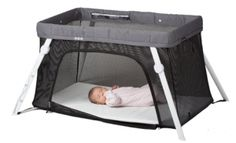best baby travel crib and playpen - the Lotus by Guava Family ($199 on amazon) @Katie Bornn because you guys travel lots!